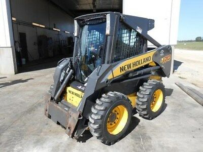 New Holland L170 Skid Steer Loader E/Rops World Wide Shipping! Available Soon.