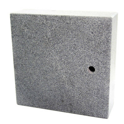 6″ x 6″ x 2″ Grade A Granite Comparator Stand Base Surface Plate