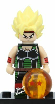 Bardock (Dragon Ball Z) - Custom (LEGO Compatible)