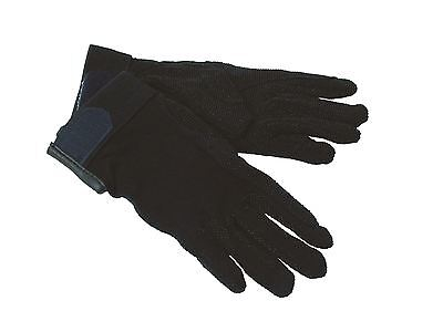 Bitz Pimple Palm Gloves Equine Horse Rider Wear