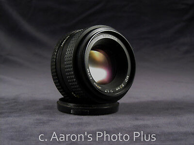 Minolta brand MD mount 50mm f1.7 fast prime lens adaptable 2 digital - FUNGUS