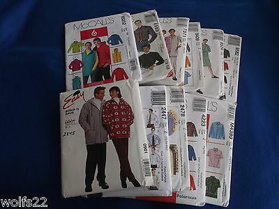 A McCall's ~ Patterns are Mixed with Mixed Prices ~ U-PICK ~ 27+ Listed 5414 NIP