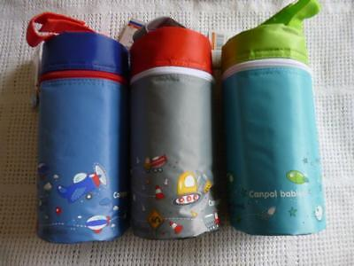 Canpol Single Thermal Insulator Insulated Bottle Warmer / Cooler- 3 to choose