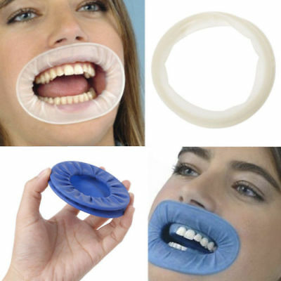 1 Pc Dental Expanders Opener Disposable Sterile Rubber Dam Cheek Retractor