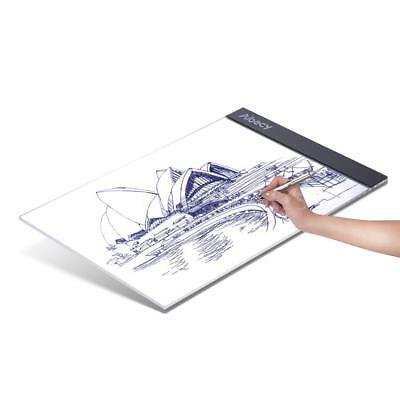 A4 LED Artcraft Tracing Light Pad Box Drawing Board Stencil Diamond Painting