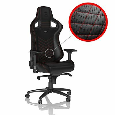Ergonomic High-back Swivel PU Leather Office Racing Gaming Computer Desk Chair