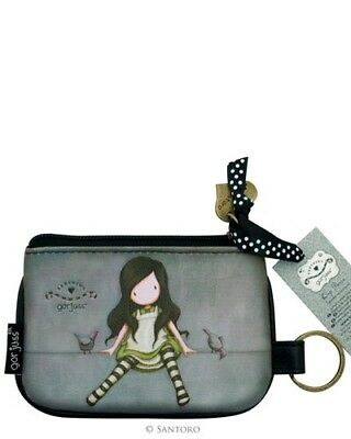 42b71d1da6e SANTORO GORJUSS ON Top Of the World Key Ring Zip Purse 340GJ02 ...
