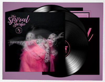 SOPOR AETERNUS The Spiral Sacrifice 3LP VINYL 2018 LTD.500