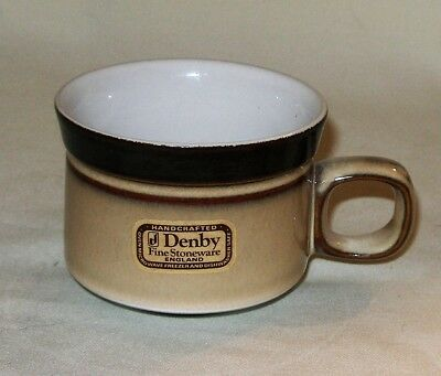 Denby ~ COUNTRY CUISINE ~ COFFEE CUP / TEA ~ England ~ NEW/ OLD STOCK ~ MINT