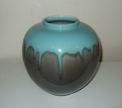 Rookwood Vase X-Out High Glaze 1951 Modernist
