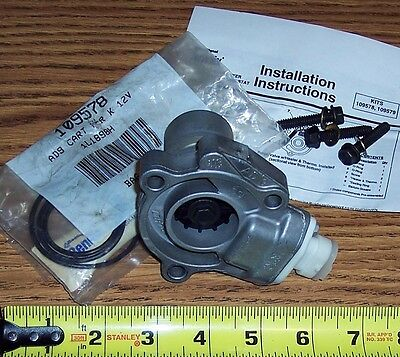 Genuine Bendix Purge Valve For Ad-9 Air Dryer 12V 800405 Rebuilt- New Thermostat