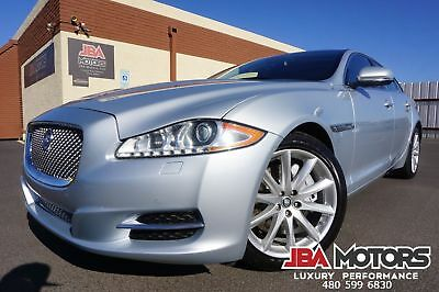 2011 Jaguar XJ 2011 Jaguar XJ Sedan - Dealer Serviced 11 Jaguar XJ 2 Owner Clean CarFax California Car like 09 2010 2012 2013 2014 XJL
