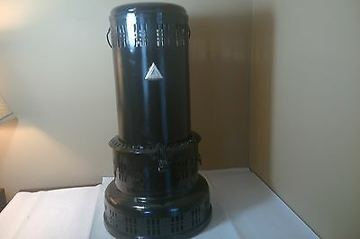 Antique Vintage Perfection Kerosene Heater Modle 730/ With Tank Painted Black