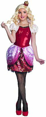 Ever After High Deluxe Apple White Costume, Childs Small
