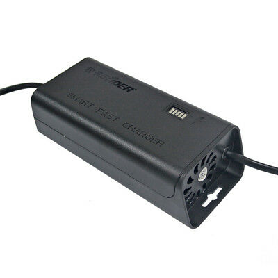 12V 5A Car Motorcycle Gel Battery Lead Acid Rechargeable Battery Charger EU AL1