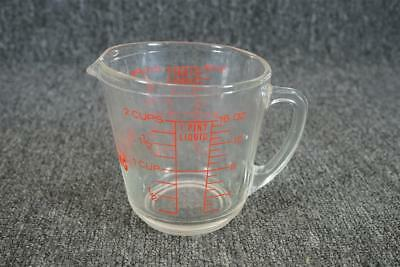 """Fire-King #498 Glass Measuring Cup 4 5/8"""""""
