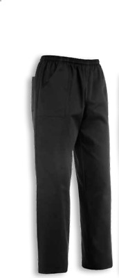 Pantalone Egodoc Made In Italy Medicale Infermiere Dottore  Nero Black