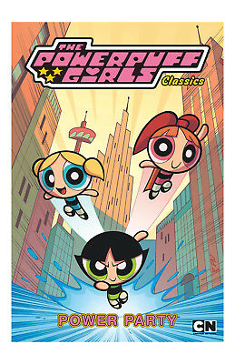 The PowerPuff Girls Poster Photo 11x17 in / 28x43 cm Cartoon Network