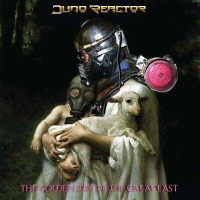 JUNO REACTOR The Golden Sun of the Great East LIMITED CD Digipack 2013