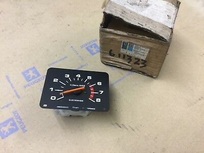 PEUGEOT 305 mk2 REV COUNTER REV INSTRUMENT DASH  veglia 611323  compteur