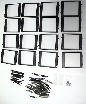 Lot of Misc. Frames, Clips and Screws for the Mamiya RB RB67 Focusing Screens