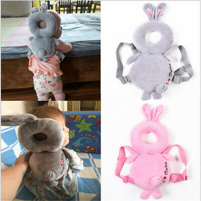 Baby Head Protection Pad Toddler Headrest Pillow Walking Head Back Protector Pad