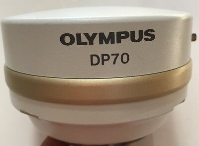 OLYMPUS DP70 Digital Camera Microscope