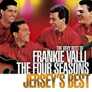 The Four Seasons - Very Best of Frankie Valli & the Four Seasons (Jersey's Best,