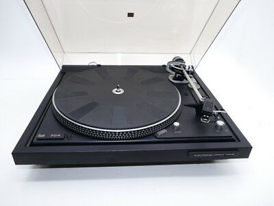 Dual CS 704 Direct Drive turntable mit  Dual DMS 210/ DN 236