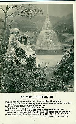 POSTCARD SONG  By the Fountain (1)