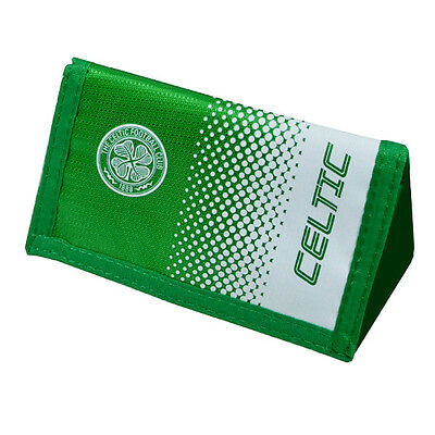 Celtic FC Wallet Coins Money Fade Gift New Official Licensed Football Product