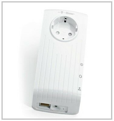 Telekom T-Home Speedport Powerline 100 dLAN HomePlug 200Mbits/s HomePlugAV  3M