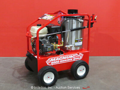 2018 Easy-Kleen Magnum 4000 Series Hot Water Pressure Washer Diesel Burner - NEW
