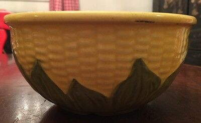 Vintage Shawnee 6-inch Corn King Bowl