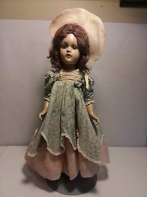 "Vintage 1930""s Madame Alexander 18"" Composition Doll"