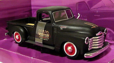CHEVROLET 3100 PICK-UP 1950 1:25 Scale Diecast Toy Car Model Miniature Truck