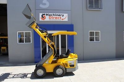 Puma Mini Loader Trenching Package Delivery AU Wide