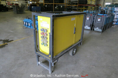 2013 Trystar I-Line TS800HI Portable Power Distribution Panel With Wheeled Cart