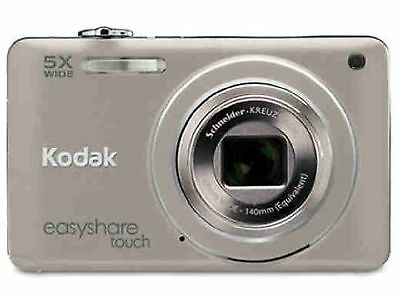 Kodak Easyshare Touch M5370 16 MP Digital Camera with 5x Optical Zoom, HD... New