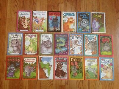Lot of 40 Vintage SERENDIPITY Books by Stephen Cosgrove PAPERBACKS ~ RARE!