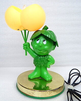 Vintage Jolly Green Giant Sprout Touch Lamp Light 1985