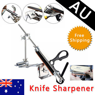 Fix-Angle Knife Sharpener Stainless Steel Sharpening System Edge Pro Style AU