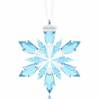 Newest 2017 Perfect Gifts Swarovski Frozen Snowflake Orament Crystal 5286457