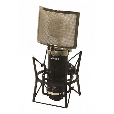 Alctron Studio Condenser Microphone MC1500A inc Case, Mount, Lead and Windscreen