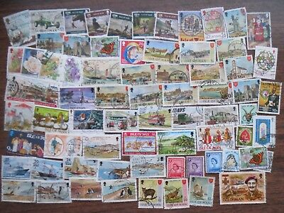 70 Isle Of Man  Stamps