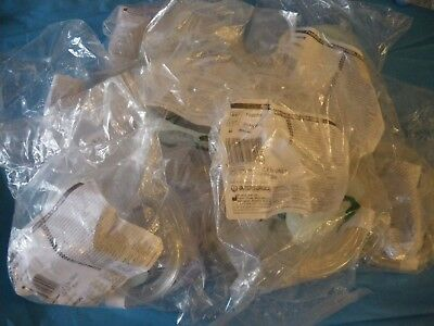 10  Oxygen mask with tube child intersurgical 1196 paediatric