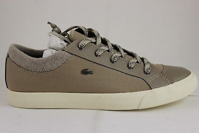 Lacoste Women's L27 Low Outdoor 2 SRW Light Brown 24SWR1303158 Brand New In Box