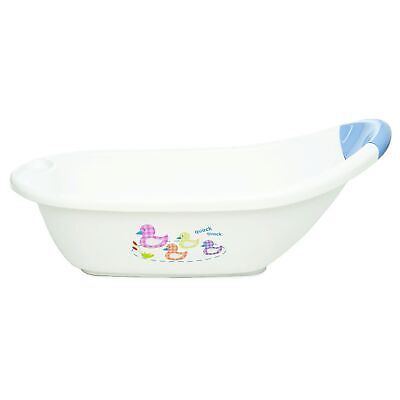 The Neat Nursery Co. Baby / Child / Kid Bath - Quack Quack Blue