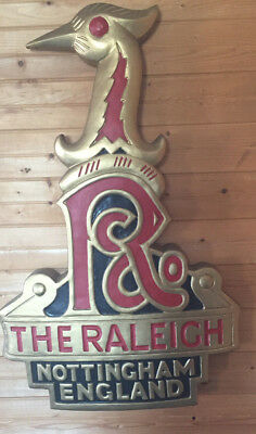 Raleigh Dealership Wall Sign