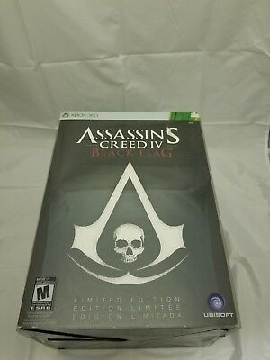 Assassin's Creed IV Black Flag Collector's Edition Microsoft XBOX 360, 2013
